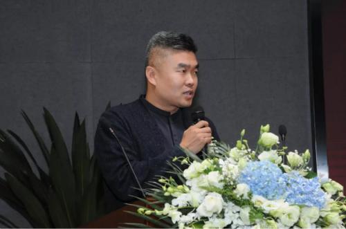 北京筑邦环境艺术设计院副院长 董强