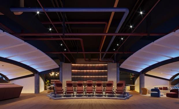 广西柳州光亮工程灯光控制中心设计
