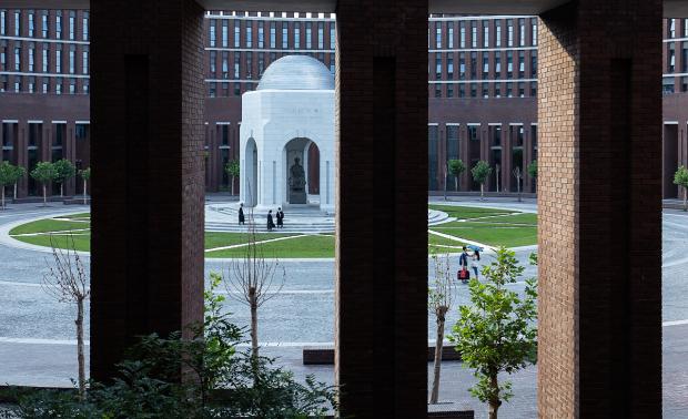 天津大学新校区主楼北洋会堂
