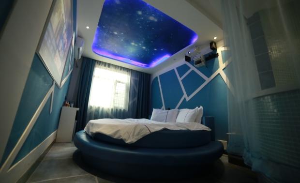 紫密主题酒店