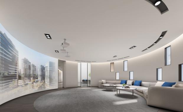 国民技术大厦浩鲸科技办公空间