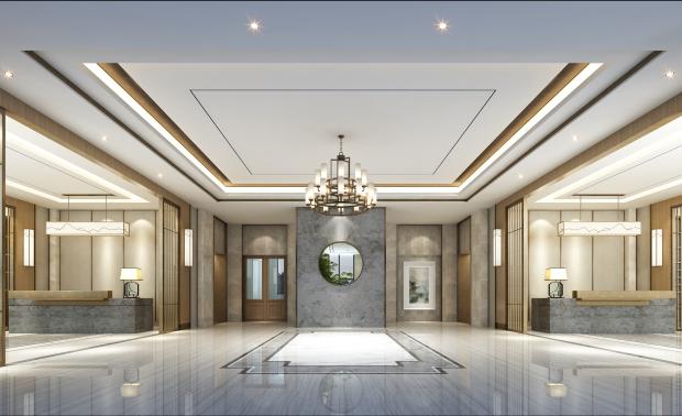 北京高教金马酒店,简洁与典雅