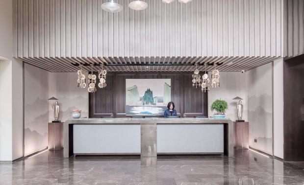 绿城安德湖酒店