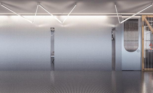 GAZER及泛城室内设计院办公空间