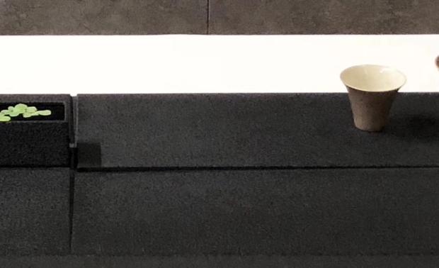 上相-双生 茶盘(具有建筑感)