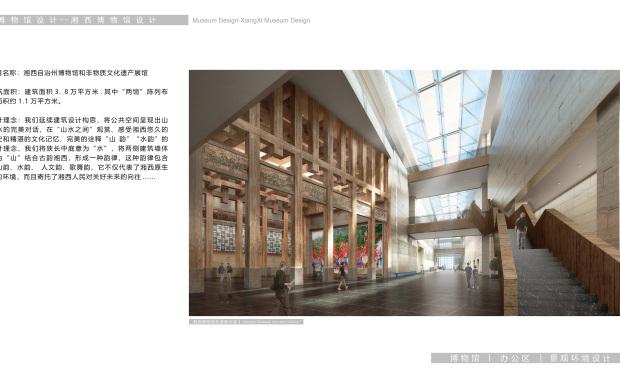 湘西自治州博物馆和非物质文化遗产展馆