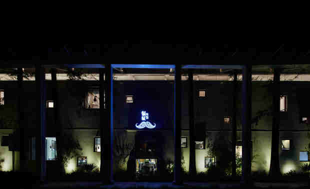 MR·MOUSTACHE——胡须先生花店办公设计