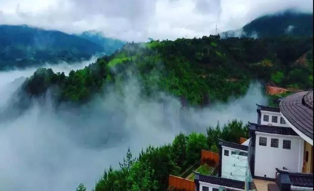斥资5亿打造华东最美温泉度假酒店!空灵静逸,野奢高级的自然秘境……