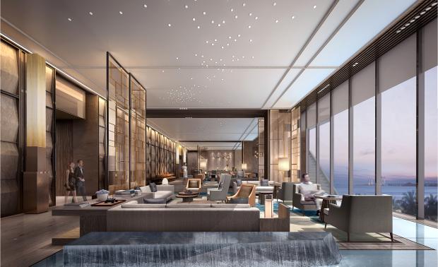 珠海洲际酒店/YANG杨邦胜酒店设计公司