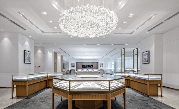 星光达珠宝总部办公设计