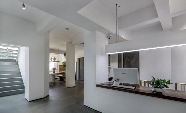 CHY设计公司总部办公室