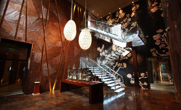 北京昆仑饭店岩酒廊