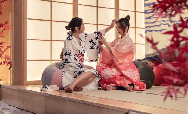 一家在中国的日式汤泉,连日本人都大呼:惊艳!--合肥涟漪大江户网红店