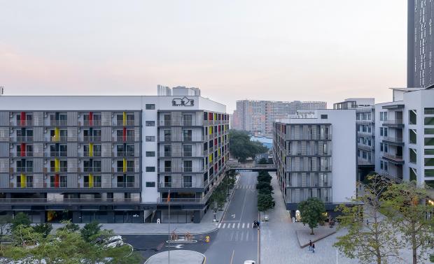 佳客里公寓改造(全至科技创新园)