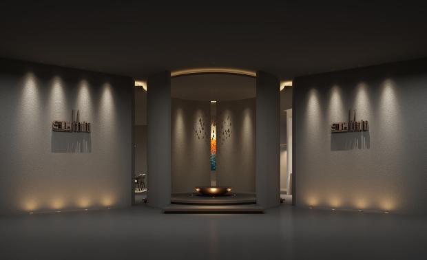 华艺广场6F-STH灯饰展厅
