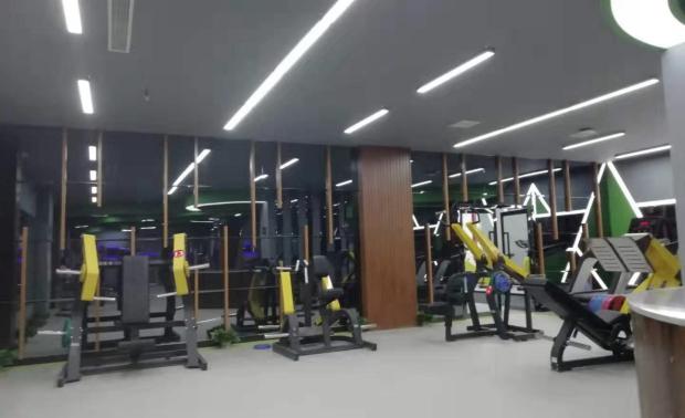 米雀健身会所