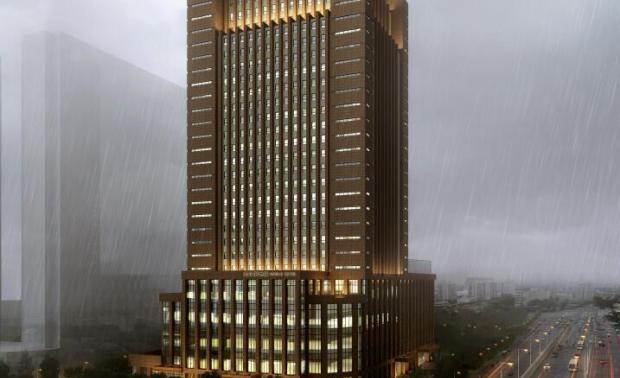 哈尔滨地铁大厦